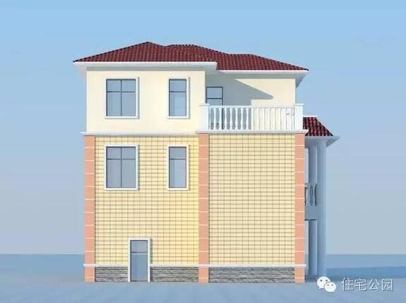 5套20万的自建房户型设计,农村建房新风尚 含平面 财经头条