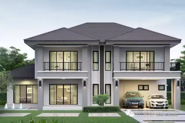10套造价2-30万的乡村别墅,造型都是新款式_财