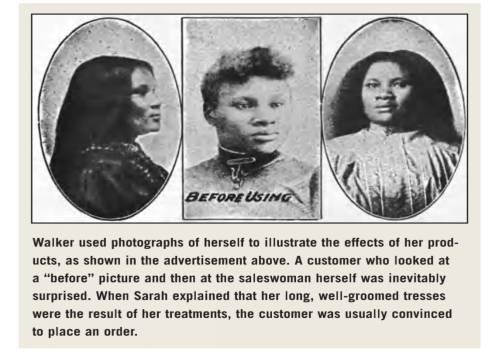 从洗衣工到美发达人,她靠护发素成百万富翁