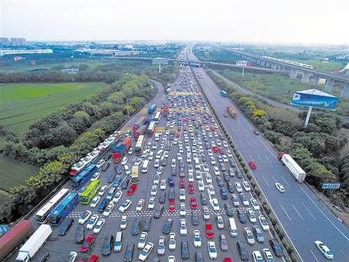 科创走廊的基础就是连通上海至昆明的g60高速公路,从中国东部沿海城市