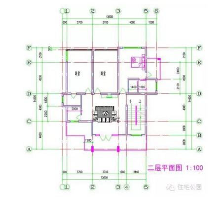 农村自建别墅设计图,现代设计风格简单实用