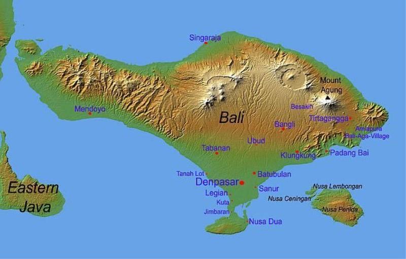 com】 巴厘岛在印尼数以万计的岛屿中最为耀眼,以其唯美梦幻的海岸