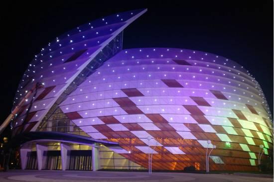 海螺仿生建筑设计