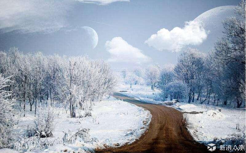 """新闻上说北方雪下得好大。北京人:""""啥?""""_新浪众测"""