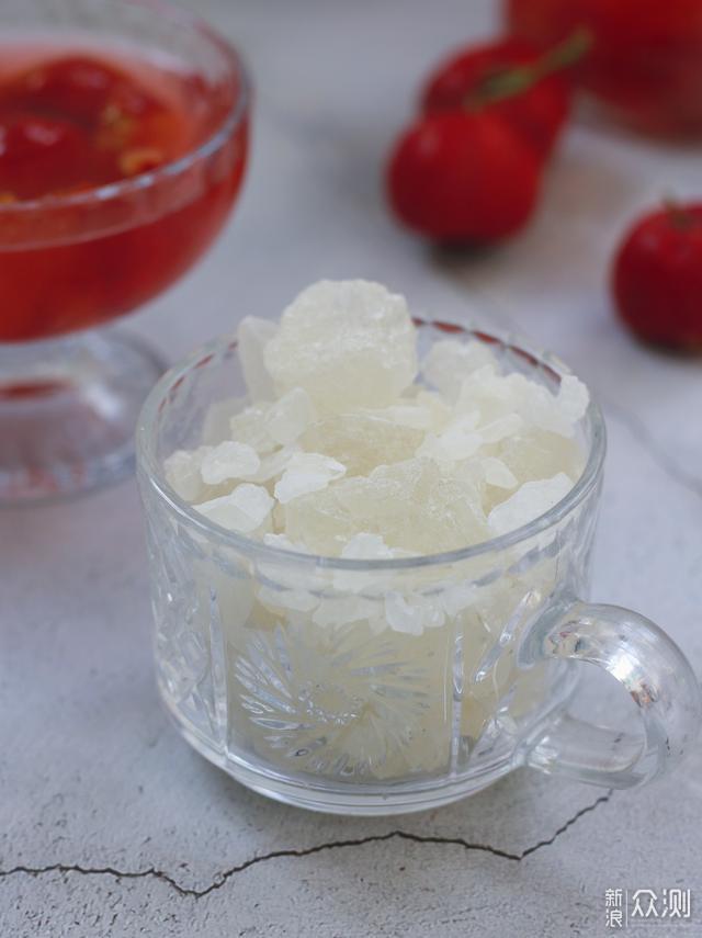 自制冰糖山楂罐头,酸甜可口,健脾开胃好处多_新浪众测