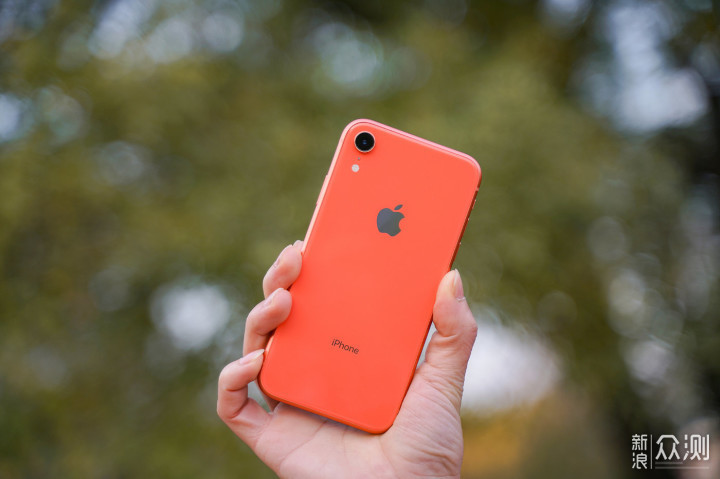 iPhone XR真情告白:最值得购买的水果机_新浪众测