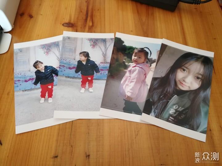 佳能便携手机照片打印机-送给孩子未来的礼物_新浪众测