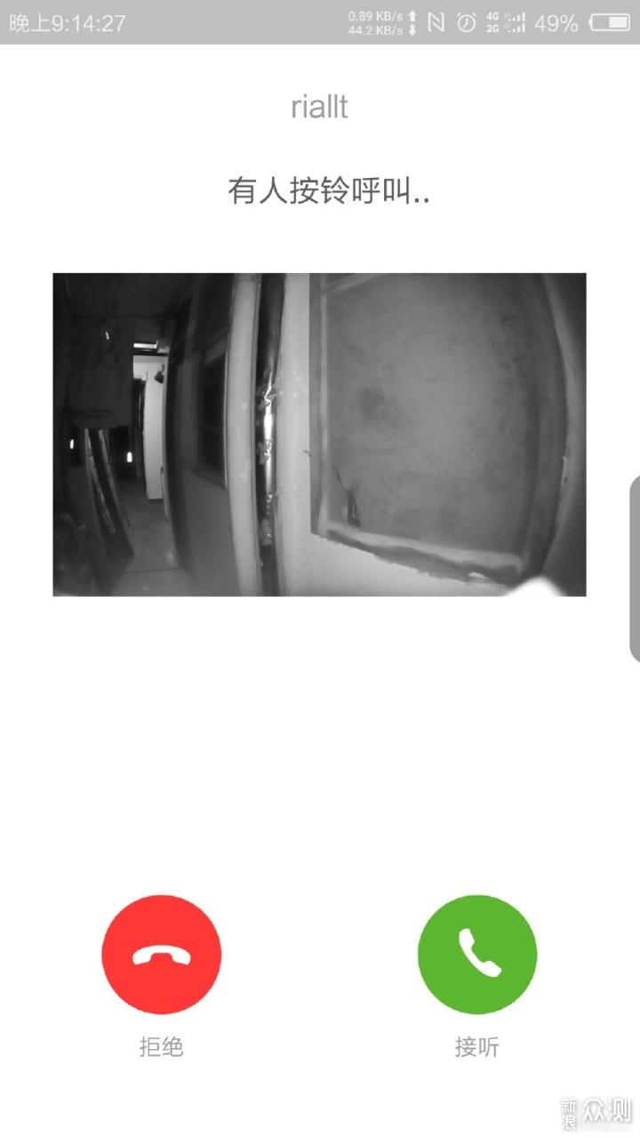智家守护第一关——斑点猫智能猫眼S200_新浪众测