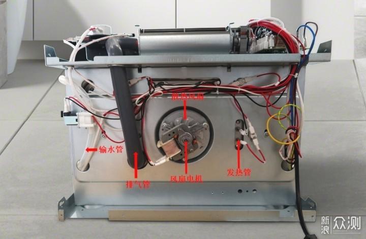 德普嵌入式蒸烤箱一体机T550拆机详解_新浪众测