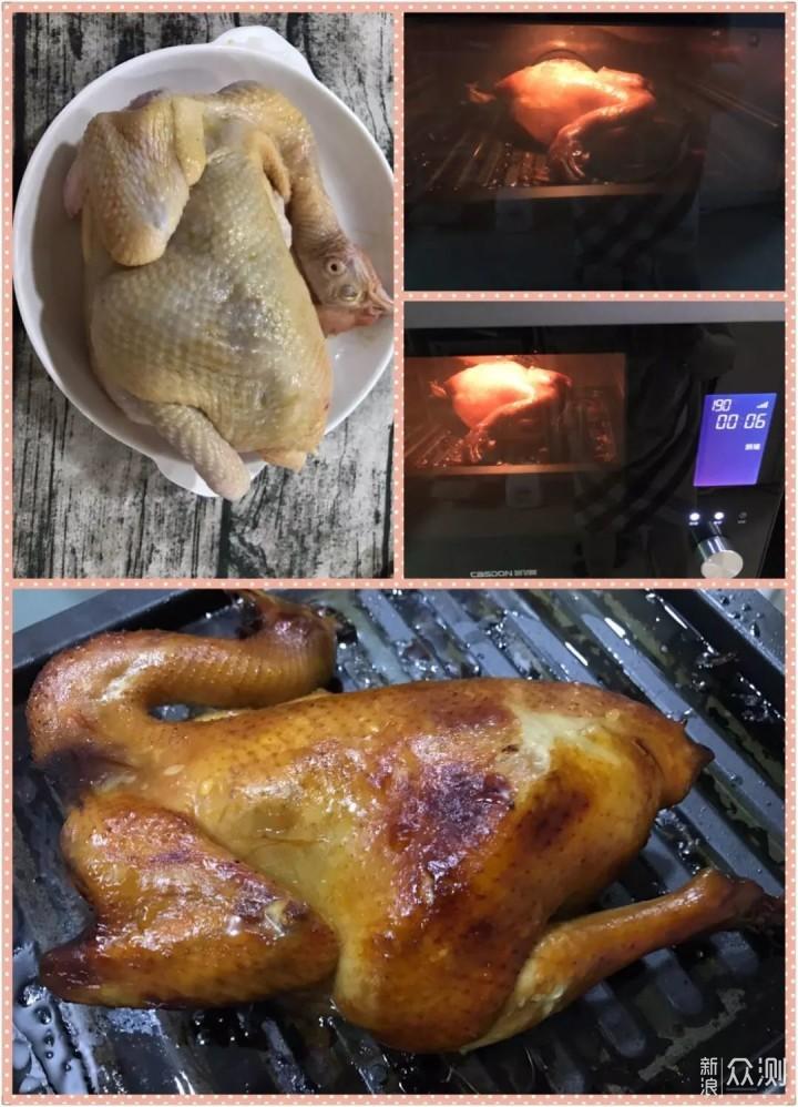 凯度Q7台式蒸烤箱测评!送给父母最暖心的礼物_新浪众测