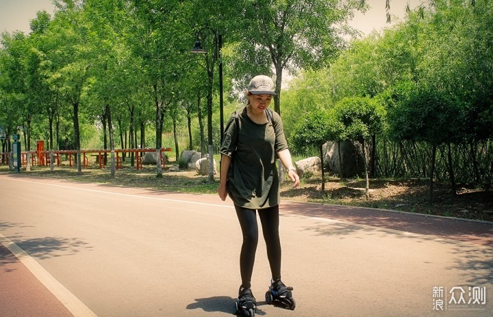 全家人都能玩的Cardiff Skate轮滑鞋_新浪众测