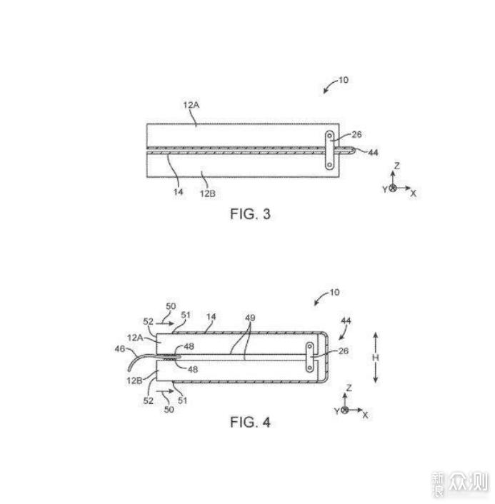苹果被曝更新折叠屏专利,更务实、不激进!_新浪众测