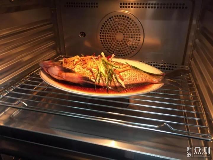 凯度R8台式蒸烤箱测评!轻松搞定一顿年夜饭!_新浪众测