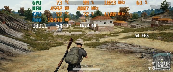 PC冷知识:游戏中如何显示帧数和硬件状态?_新浪众测