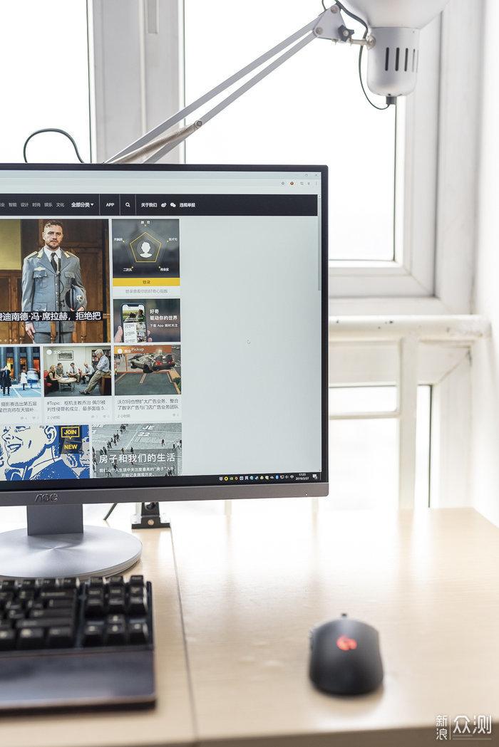 2019年两千价位你可以买到一台怎样的4K显示器_新浪众测