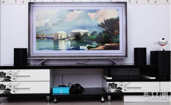 杜比全景声+超薄全面屏,海信HZ55E8A电视_新浪众测
