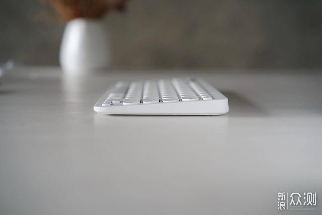 罗技Pebble轻薄鼠标K380蓝牙键盘上手体验_新浪众测