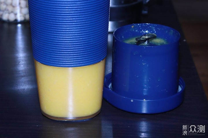 摩飞便携榨汁杯上手体验_新浪众测