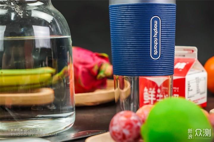 摩飞便携榨汁杯简测:就当是体验一次网红产品_新浪众测