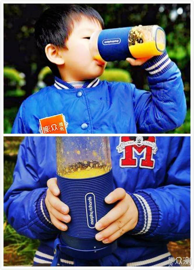 摩飞榨汁杯——鲜果营养快补给_新浪众测