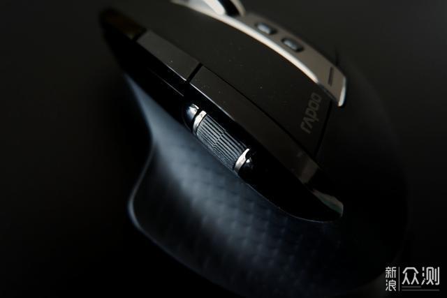为办公而生的鼠标——雷柏MT750S无线鼠标_新浪众测
