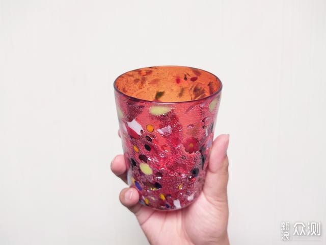 有了彩绘水晶玻璃杯,就算喝白水也别有感觉_新浪众测
