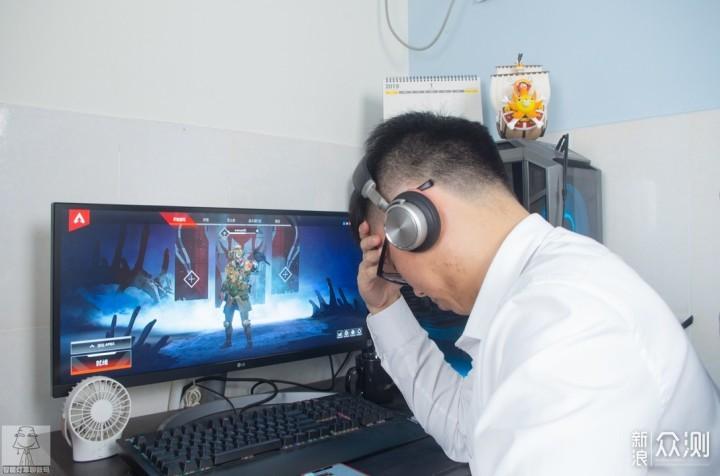 入坑硕美科G805 7.1声道耳机,挑战APEX挂党_新浪众测