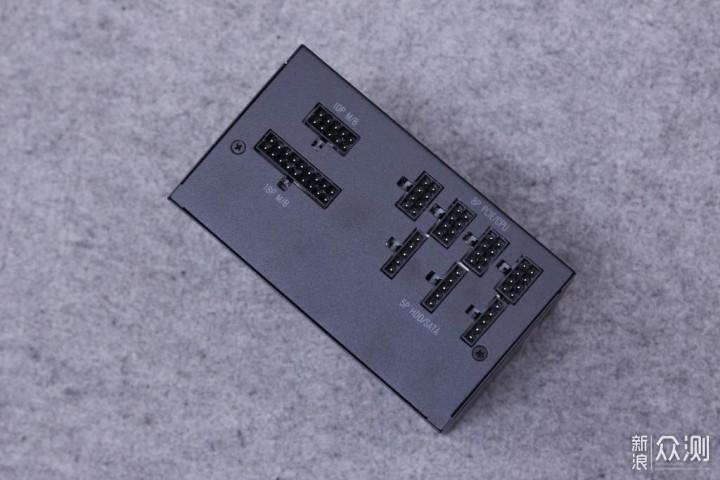 酷冷至尊V650 GLOD全模组电源开箱浅聊_新浪众测