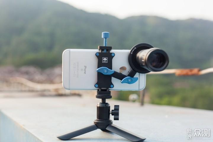 颠覆手机摄影——思锐手机长焦镜头开箱!_新浪众测