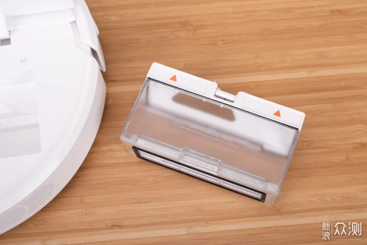 日常保洁利器 开启轻松生活-石头扫地机器人T6_新浪众测