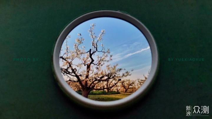 """我把春天""""装进""""镜子里 手机创意摄影_新浪众测"""