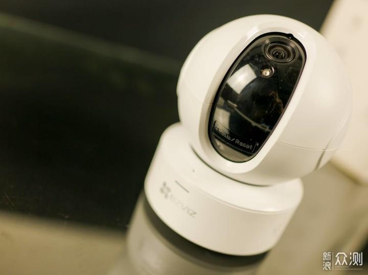 萤石C6C 1080P无极巡航版网络摄像机使用体验_新浪众测