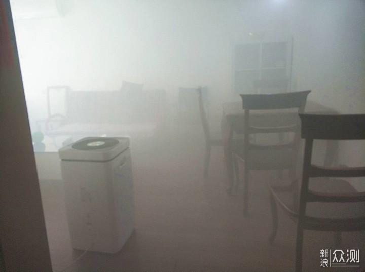 除甲醛、除PM2.5无所不能,森晨空净深度体验_新浪众测