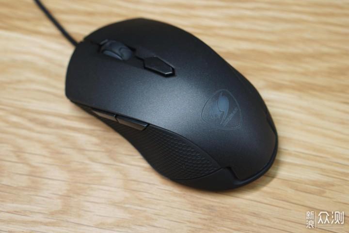 骨伽 Minos X3鼠标测评:200不到,叫板灯厂?_新浪众测