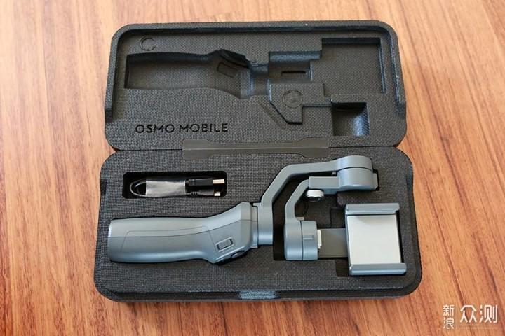 大疆灵眸Osmo手机云台2,带来了哪些惊喜?_新浪众测
