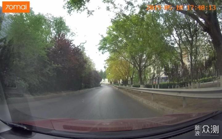 听话的70迈行车高清记录仪评测_新浪众测
