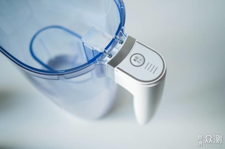 健康从饮水开始,莱卡直饮净水壶体验_新浪众测