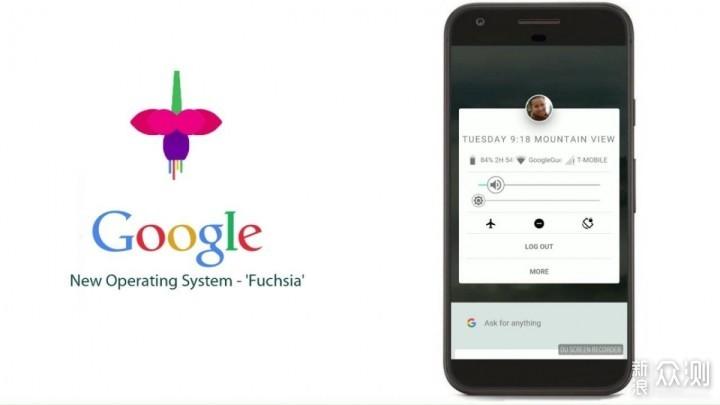 谷歌承认Fuchsia,但能否成功只是一场实验!_新浪众测