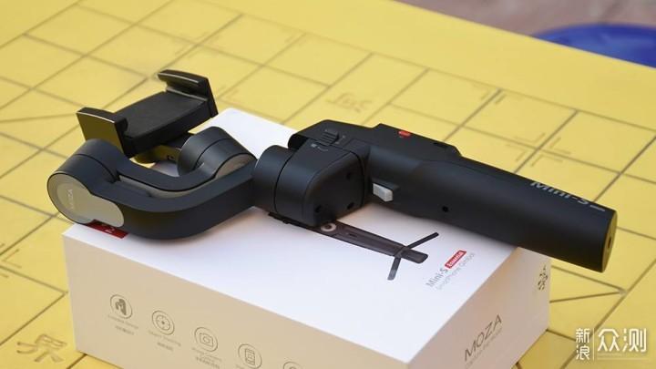 Vlogger的轻量创作工具 魔爪Mini-S折叠云台_新浪众测