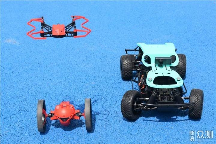 四驱、改装自由度高的感玩工场途S1 FPV无人车_新浪众测