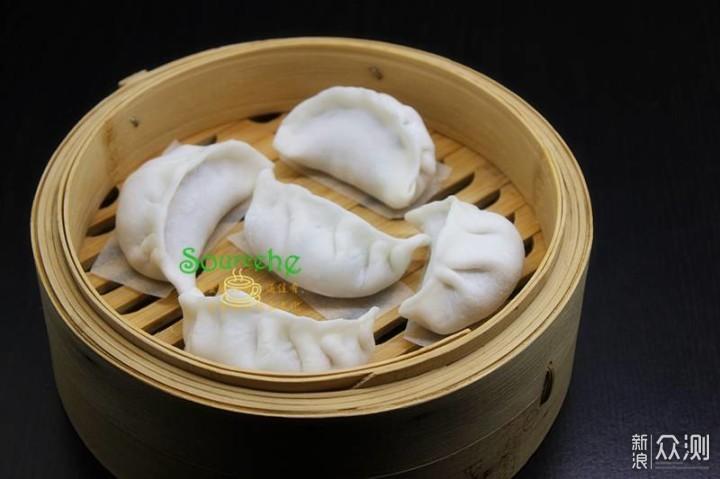 粤式点心水晶虾饺,皮薄馅大鲜美,晶莹剔透_新浪众测