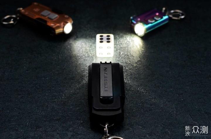 钥匙上的快拆明灯——NITECORE钥匙灯TIP2_新浪众测