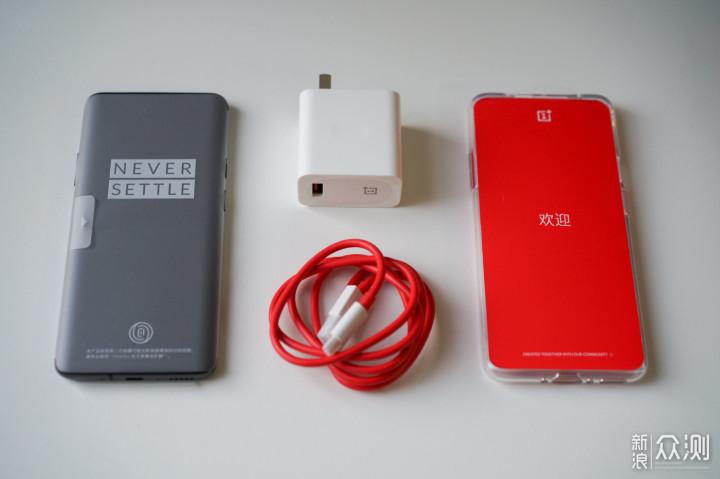 一加7 Pro与芳纶纤维官方手机壳快速开箱_新浪众测