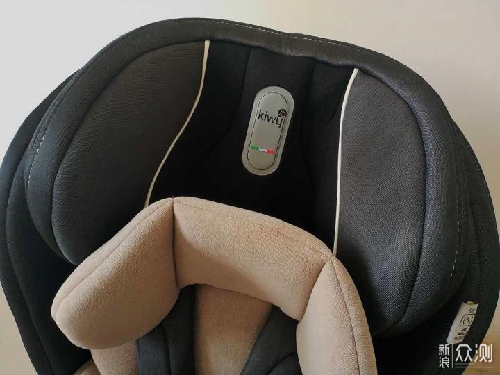 kiwy艾莉儿童安全座椅体验小结_新浪众测