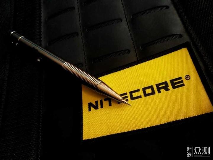 钛合金自动铅笔奈特科尔NTP40开箱、体验_新浪众测