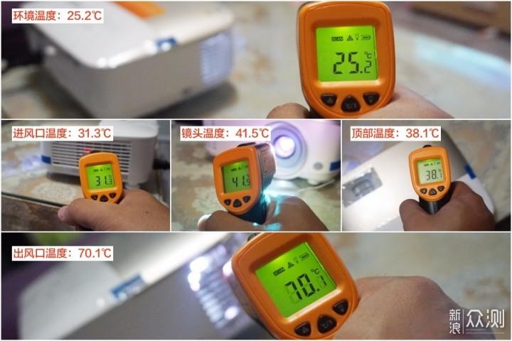 明基i707家用投影仪全方位评测_新浪众测