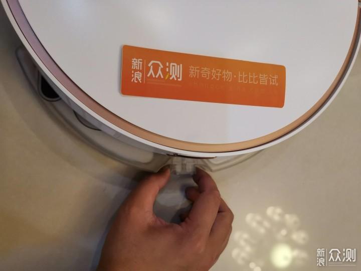 兼具颜值和能打的千元级扫拖机器人_新浪众测