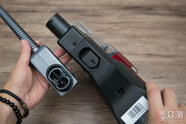 轻便好用有创新,东芝CL1400无线吸尘器分享_新浪众测