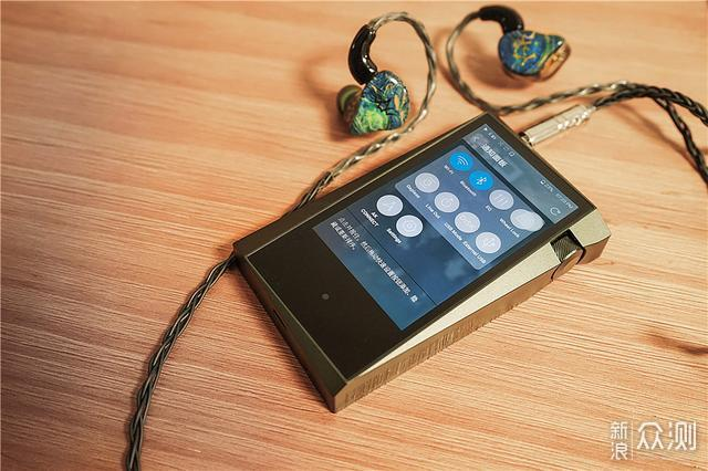 Astell&Kern SR15橄榄绿周年限定版音乐播放器_新浪众测