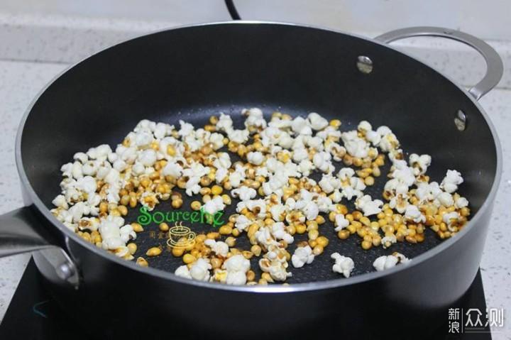 电影院38元的一份的爆米花,在家做只需2元_新浪众测